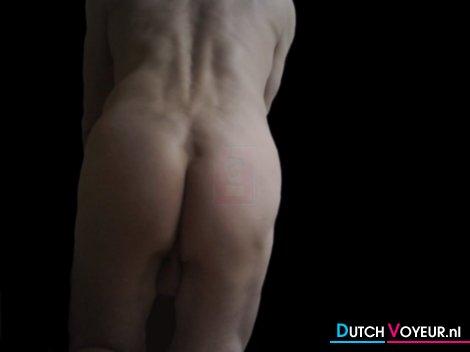 My buddy Marian fully naked =)