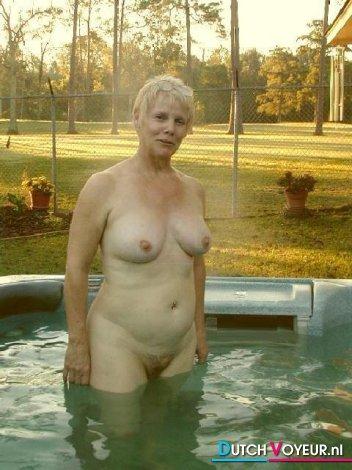 an experimental nudist