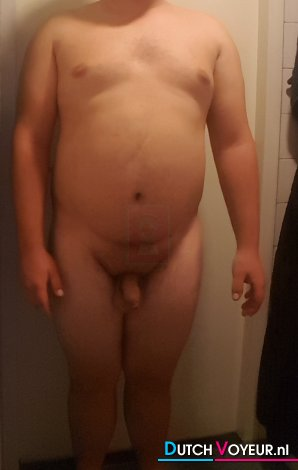 Young 18 year old guy