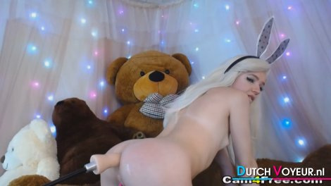 Electric Toy Fucks My Wet Pussy