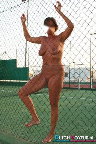 game of tennis?