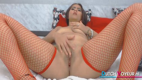 Sexy Ass Babe Playing Her Cunt On Cam