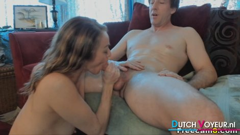 Horny Couple Do Hot Oral on Cam