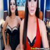 Horny Tranny Gives Her Friend a Hot BJ